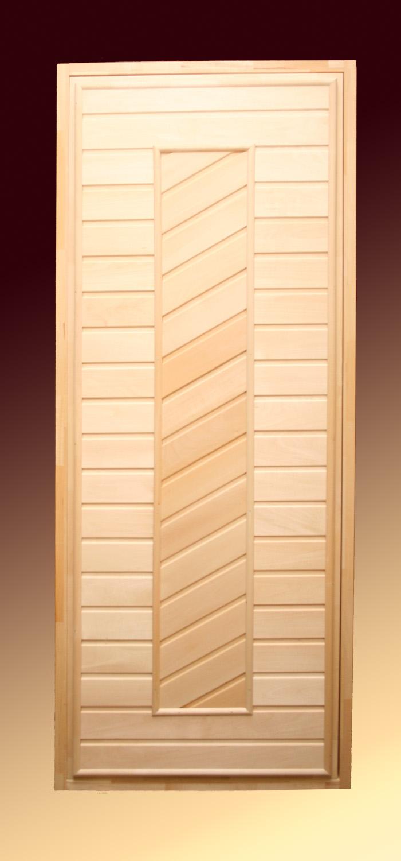 Двери для бани из липы в пушкино