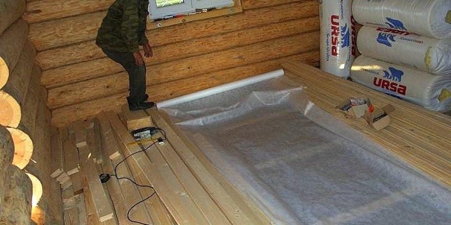 Холодный пол в бане, как исправить: поиск причины и решение вопроса с пошаговыми действиями. почему в бане холодные деревянные полы, как можно провести утепление холодные полы в бане причины