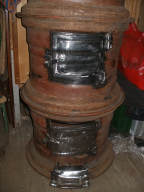 Самодельные печи для бани из металла: техника, чертежи, фото