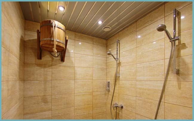 Парилка своими руками: пошаговая инструкция - свет в бане, проводка, вытяжка, обустройство своими руками парной и мойки, пол, стены и все остальное