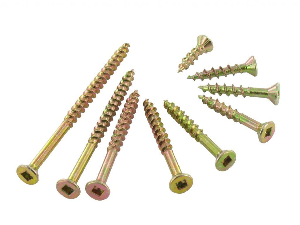 Саморезы по металлу - основные разновидности и варианты применения (70 фото)