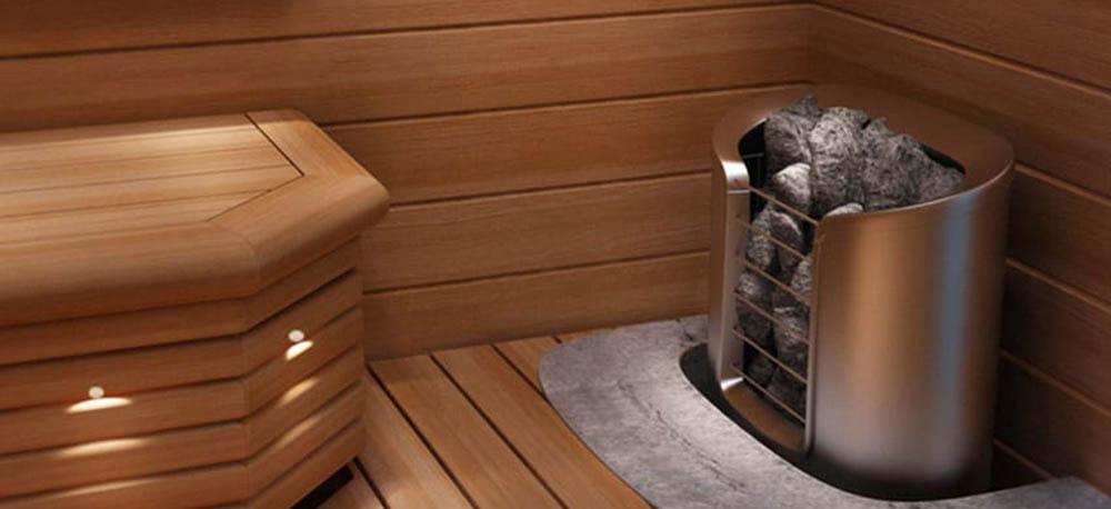 Электрическая печь для бани - советы по выбору и правила монтажа