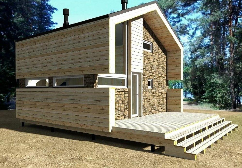 Технология строительства деревянных щитовых и каркасно-щитовых домов: фото, видео, плюсы и минусы