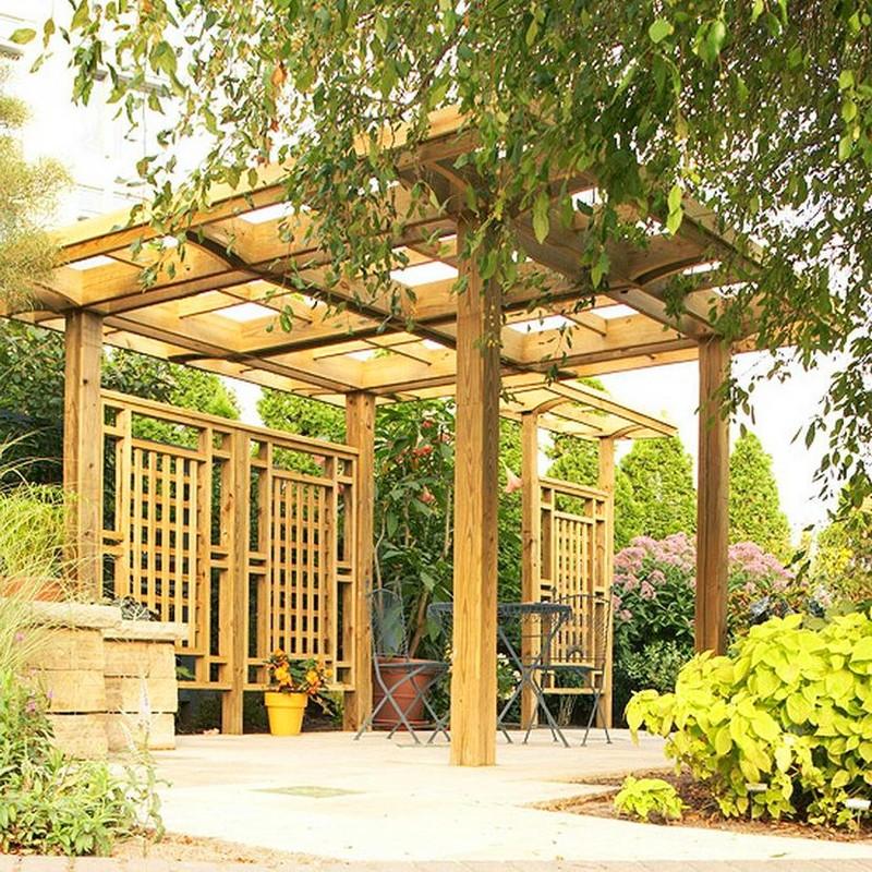 Садовая арка (пергола) своими руками — разновидности формы и конструкции. поэтапная инструкция для начинающих + 100 фото идей декора