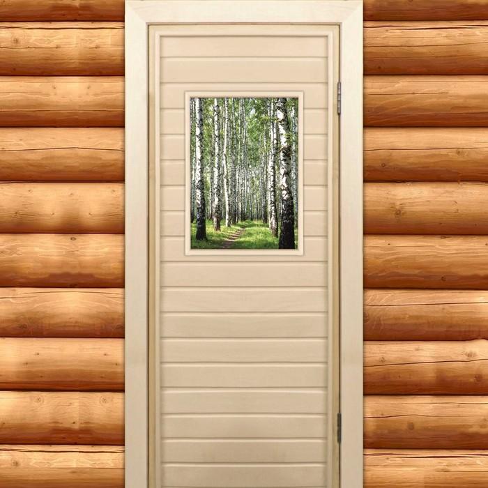 Окна и двери для бани - строим баню или сауну