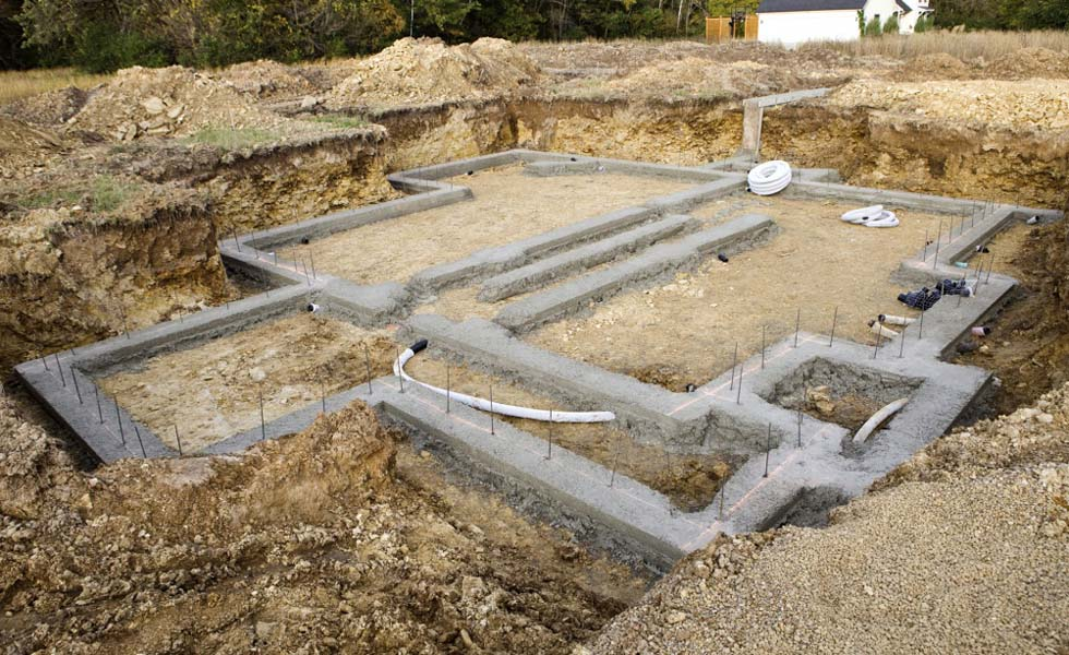 Какой фундамент лучше на глинистой почве, как понять что за грунт на участке?