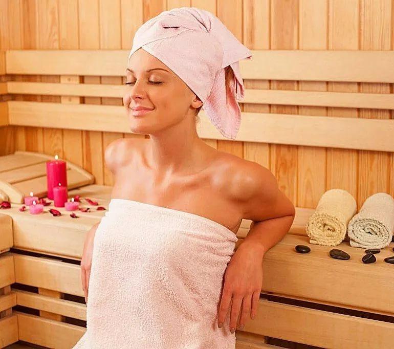 Польза бани для организма женщины