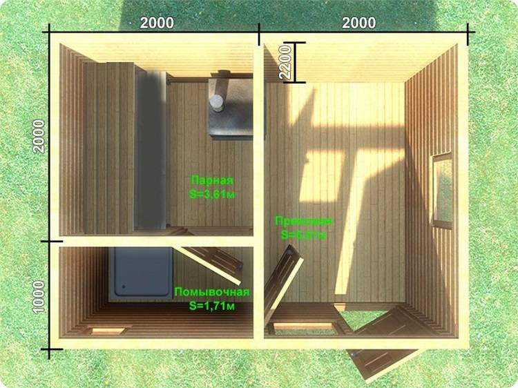Баня размером 3 на 4: планировка внутри (39 фото) проекты построек 3х4, мойка и парилка отдельно, план с раздевалкой и моечной