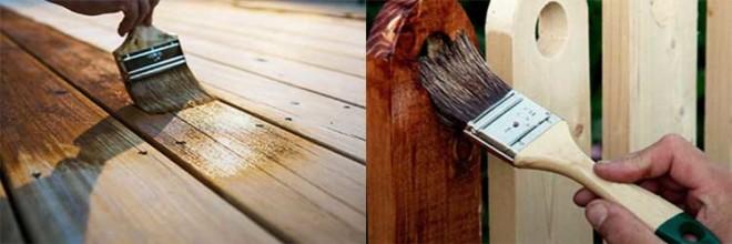 Чем лучше обработать древесину от гниения, влаги, плесени, пожара