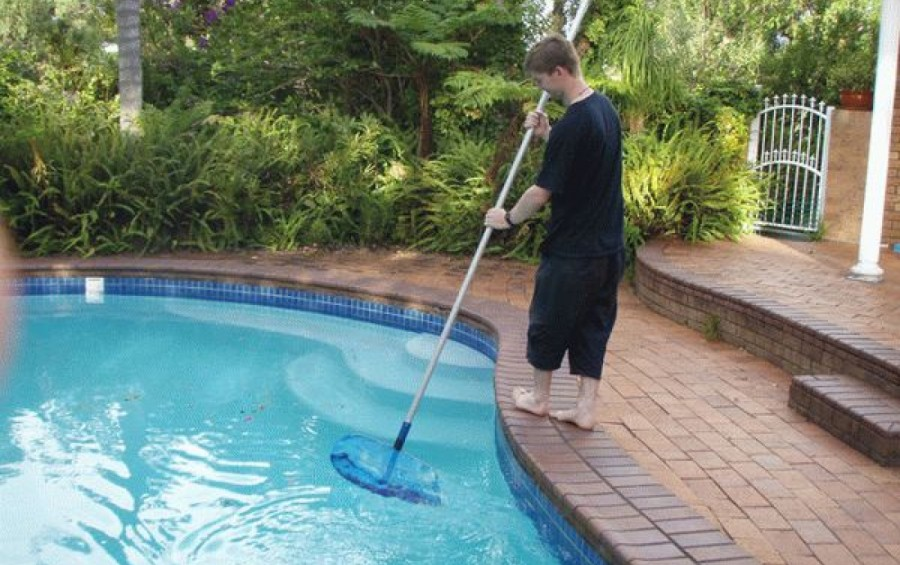 Как очистить воду в бассейне от железа: способы