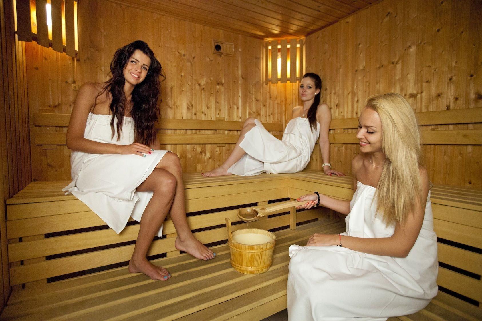 Российские звезды в бане - экспресс газета