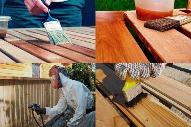 Огнебиозащита древесины: принцип работы, как правильно выбрать