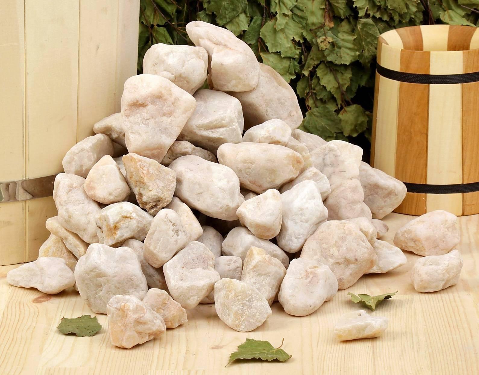 Как выбрать камни для бани — требования к камням и современные варианты на рынке