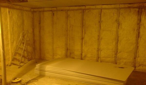 Принципы утепления в парной изнутри: пошаговая инструкция