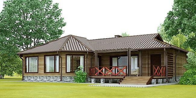 Оригинальные проекты дачного дома с баней под одной крышей: как реализовать дерзкий план и 37 фото с примерами