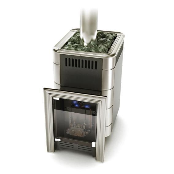 Газовая печь для бани: краткий обзор устройств