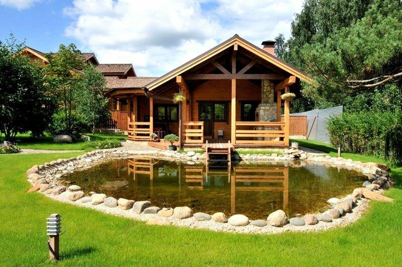 Делаем правильный выбор: баня в доме или рядом с ним
