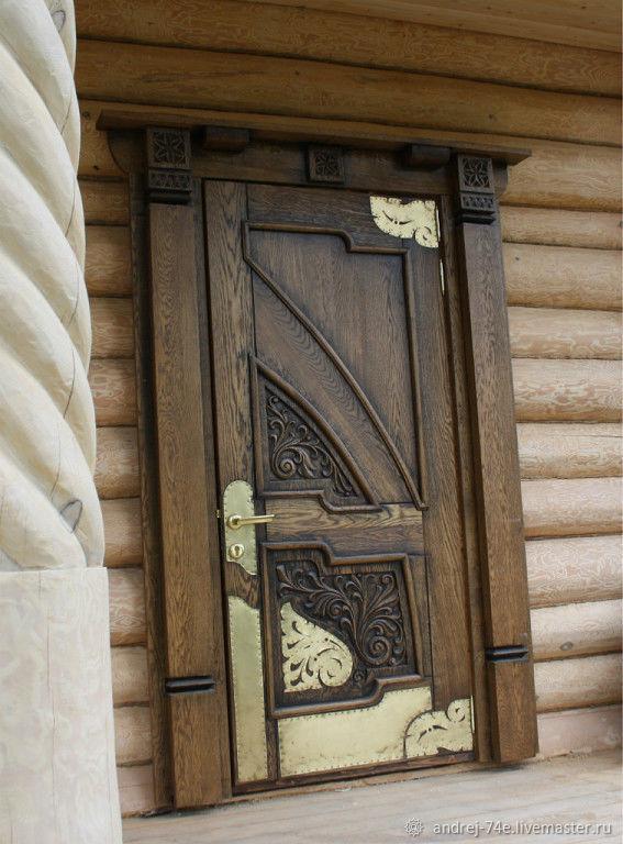Входные двери в баню с улицы