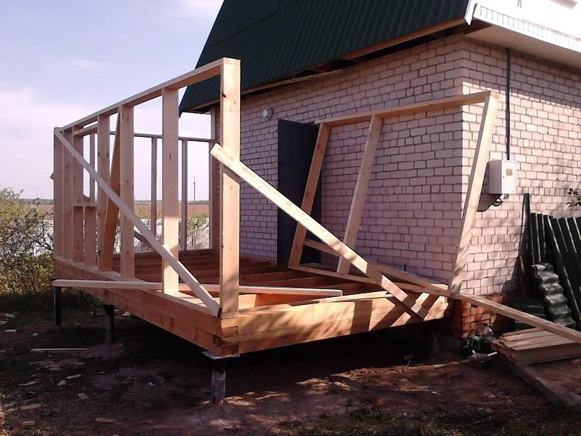 Как сделать пристройку к бане: материалы, типы и особенности конструкций