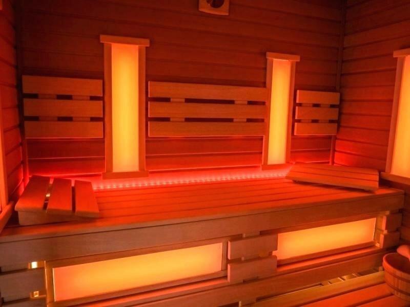 Финская сауна своими руками в доме, квартире, гараже  | o-builder.ru
