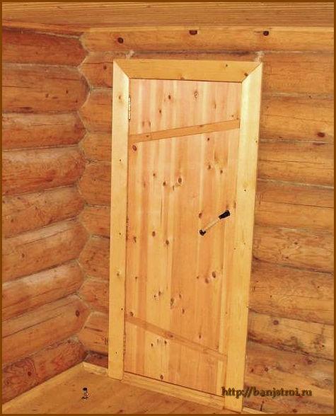 Двери в парную (45 фото): высота деревянных и стеклянных изделий для бани и парилки, стандартные размеры коробки, отзывы