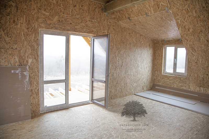 Чем лучше выполнить отделку дома из сип панелей