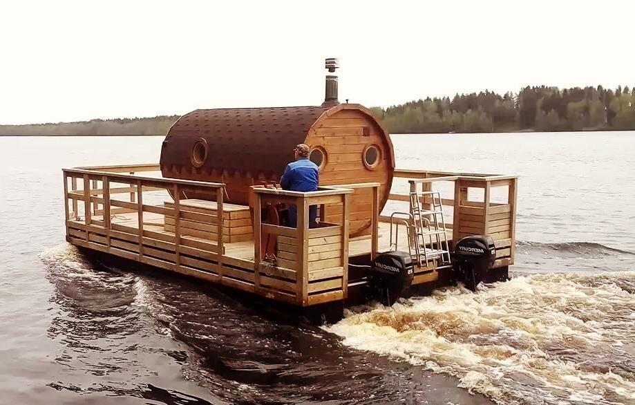 Бани на воде - про тепло | про уют в вашем доме