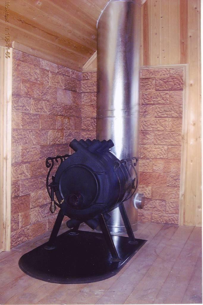 """Печь для бани """"бренеран"""": преимущества, модели и установка"""