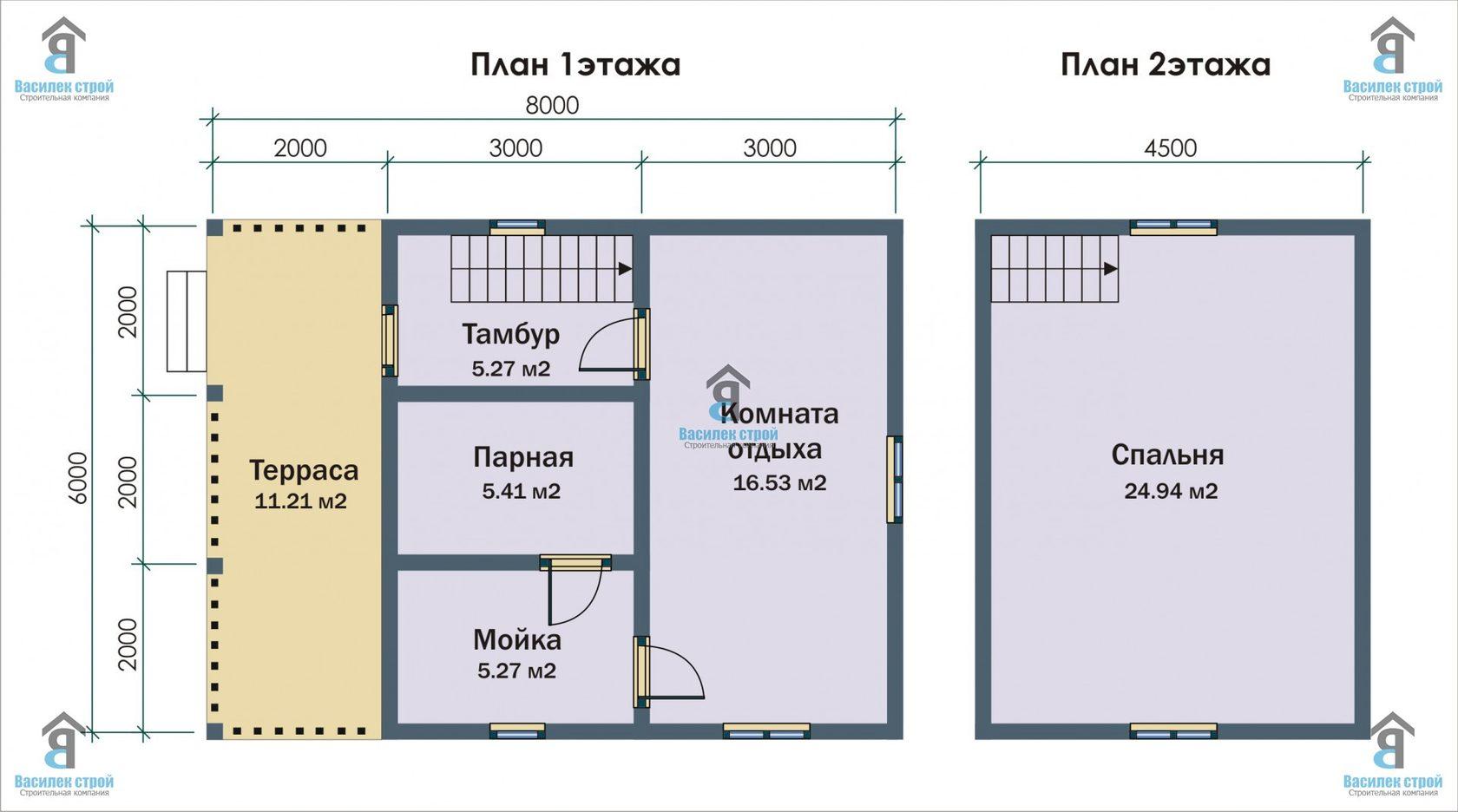 Планировка и проекты бани 6х6 с мансардой, верандой, туалетом и без них