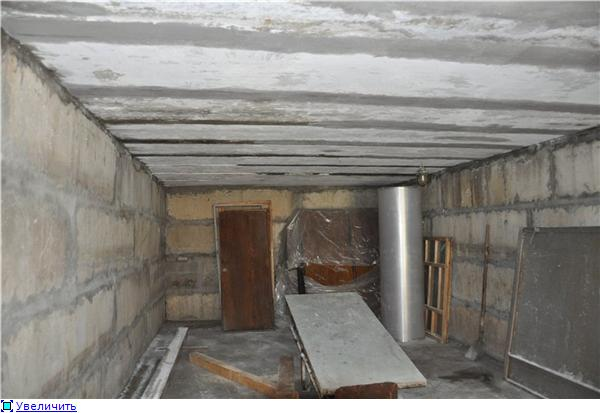 Устройство сауны в подвале частного дома
