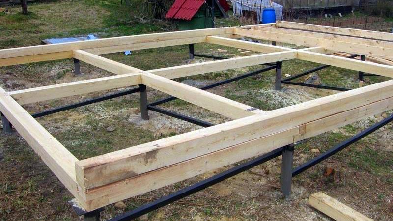 Каркасная баня: особенности и инструкция по строительству своими руками