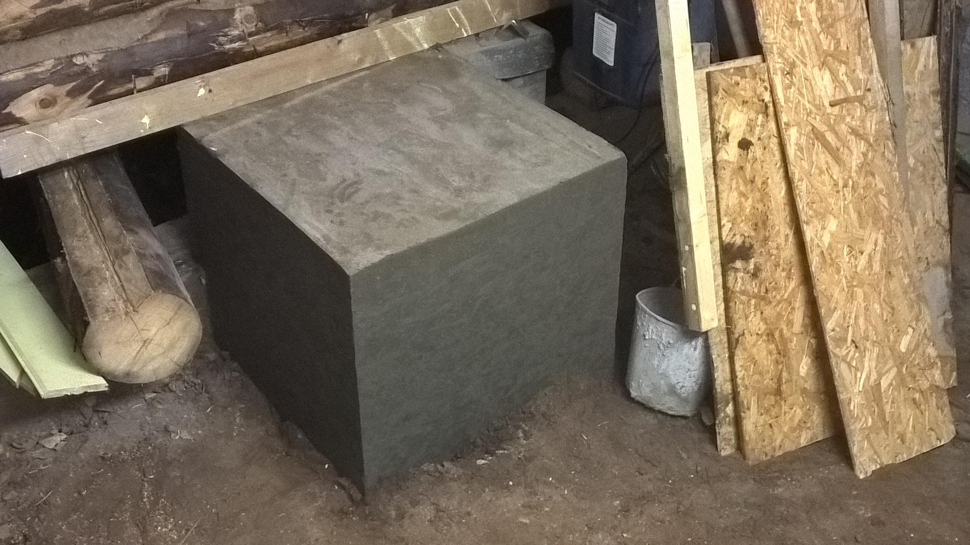 Фундамент под печь в бане: виды, этап строительства