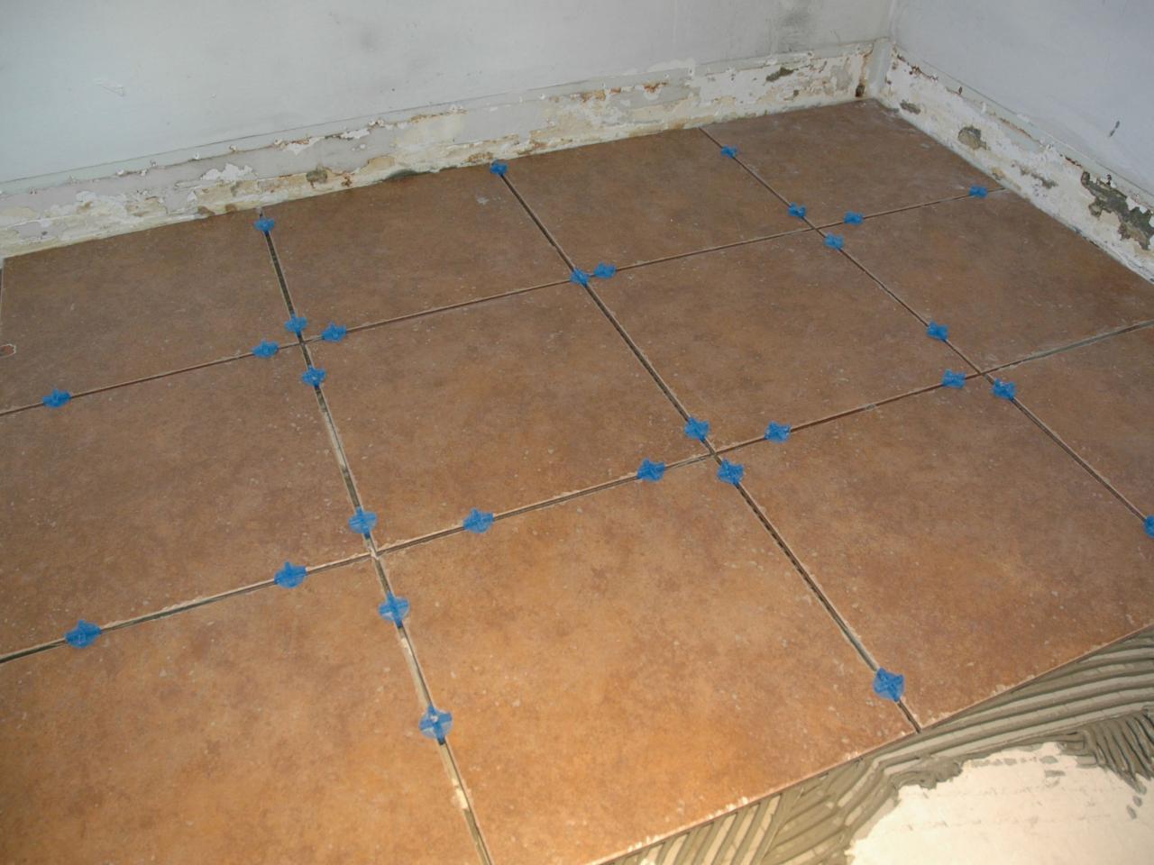 Укладка плитки на гвл – технология монтажа