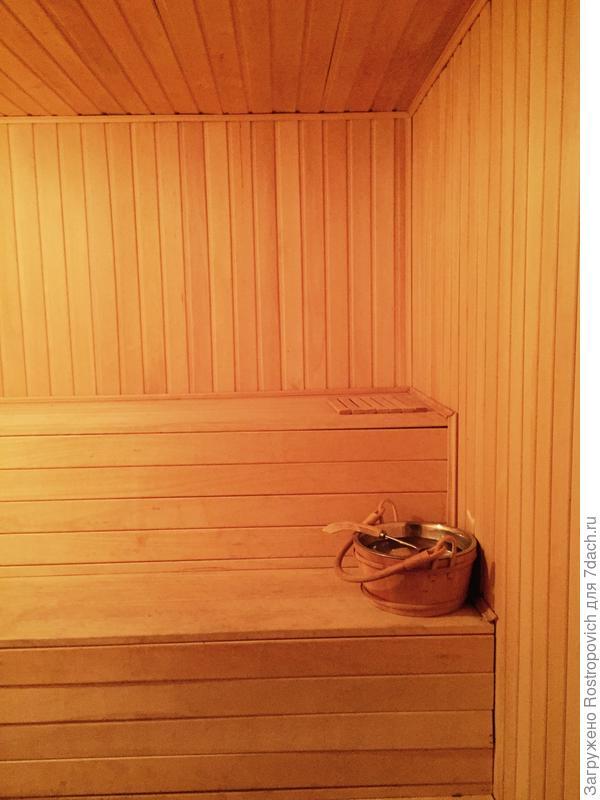 Чем обшить баню внутри кроме вагонки - строим баню или сауну
