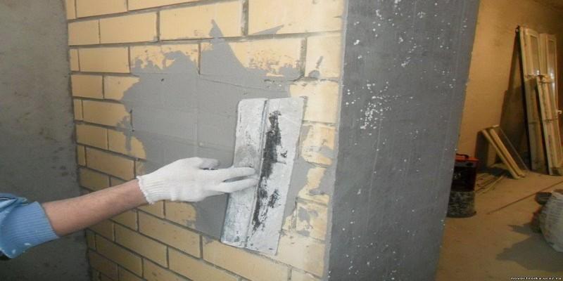 Изучаем до мелочей как оштукатурить печь своими руками