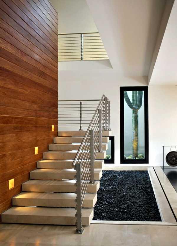 Дизайн лестницы в доме: какая она может быть?