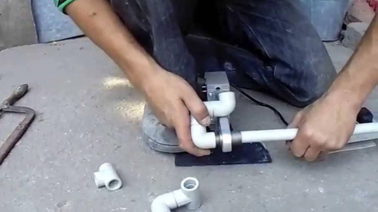 [инструкция] пайка полипропиленовых труб своими руками: описание видов используемых материалов, комплектующих и инструмента | видео
