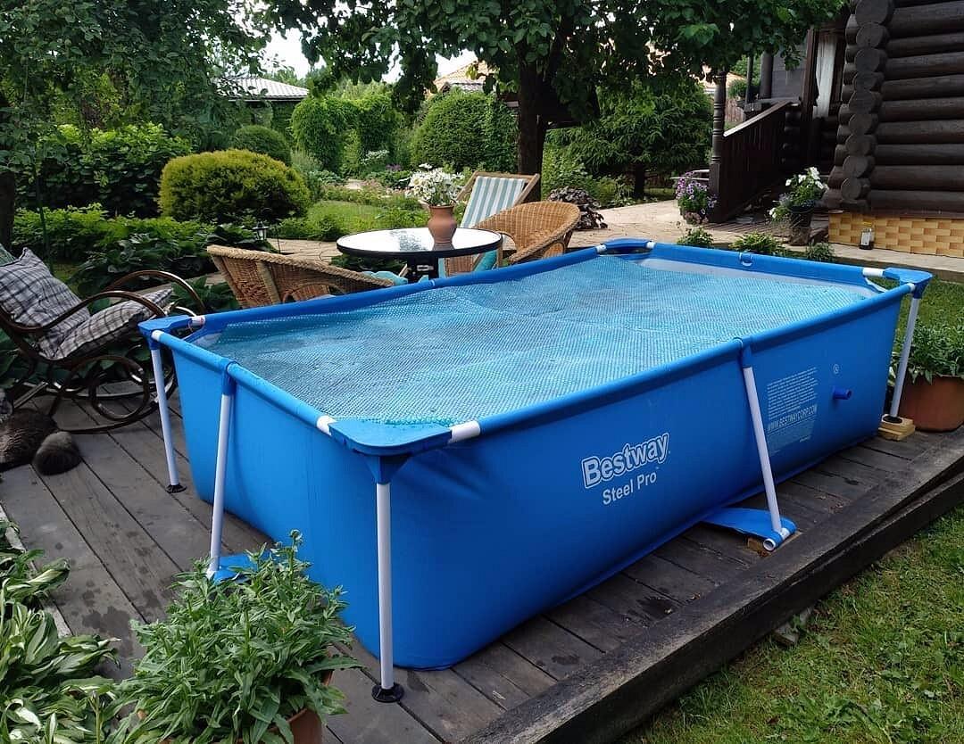 Какой каркасный бассейн лучше - прямоугольный или круглый: сравнение по параметрам, уходу, удобству и т.д., отзывы покупателей