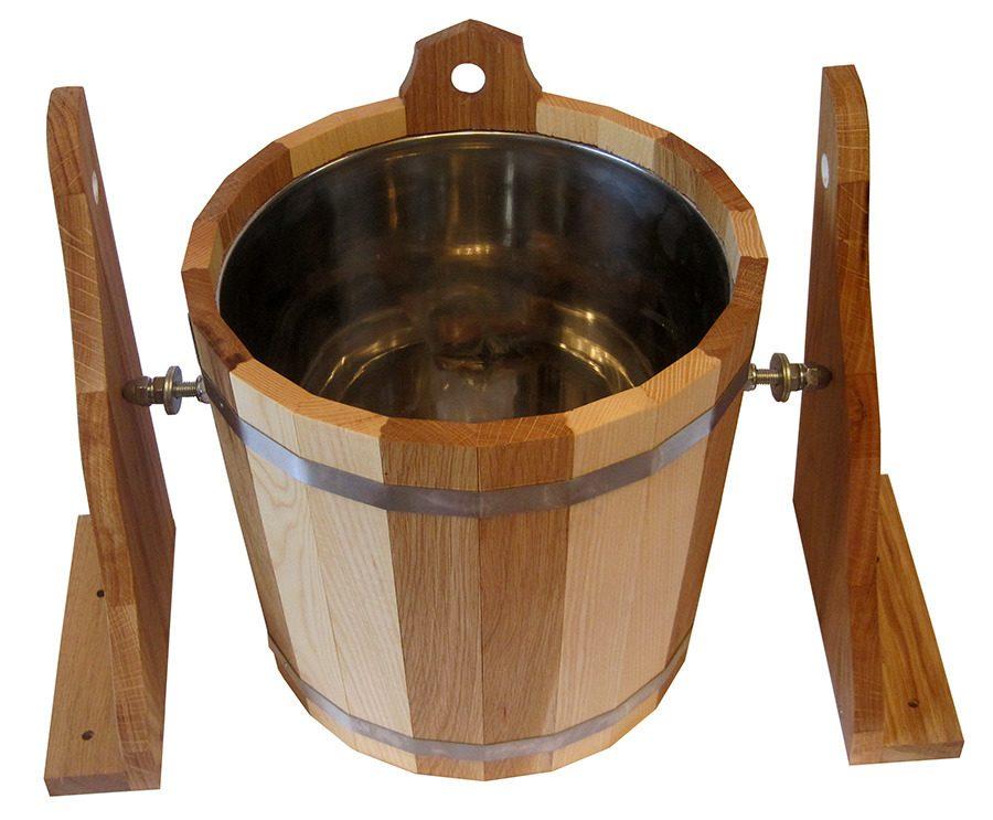 Русский душ - оригинальное обливное устройство для бани и сауны