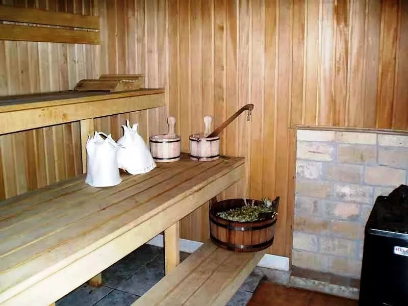 Деревенские бани своими руками