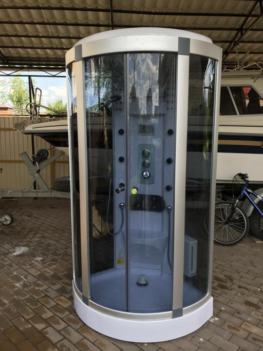 Душевые кабины с турецкой баней - что это, как работает и где купить?