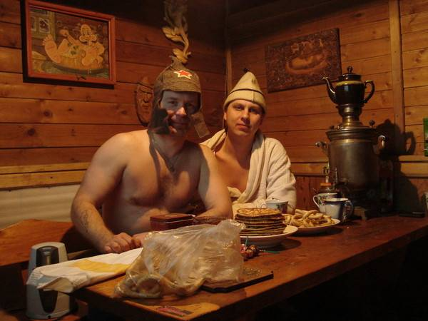 Посещение бани при простатите и аденоме простаты