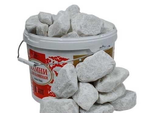 Камни для бани: малиновый кварцит и белый кварц, их свойства, преимущества и мифы