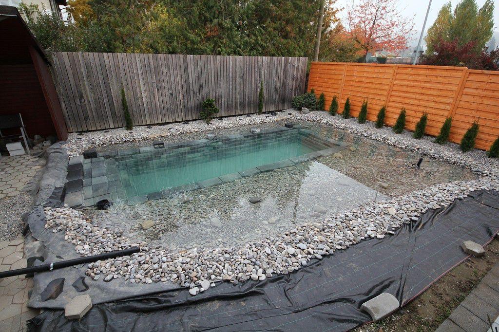 Как сделать бассейн на даче своими руками?