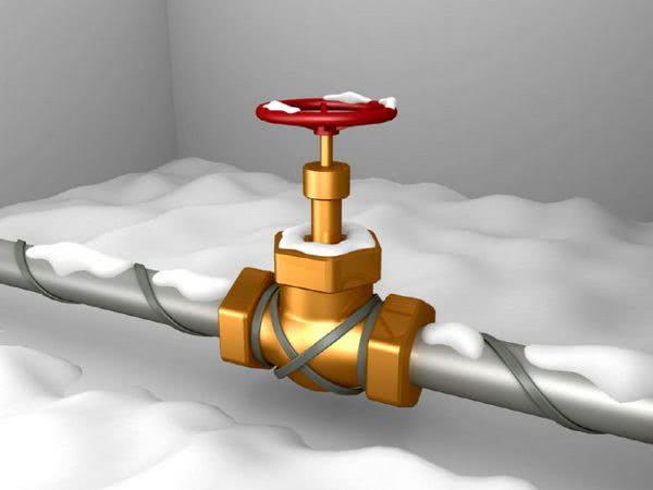 Хотите узнать, как отогреть замерзший водопровод: 4 лучших способы и рекомендации