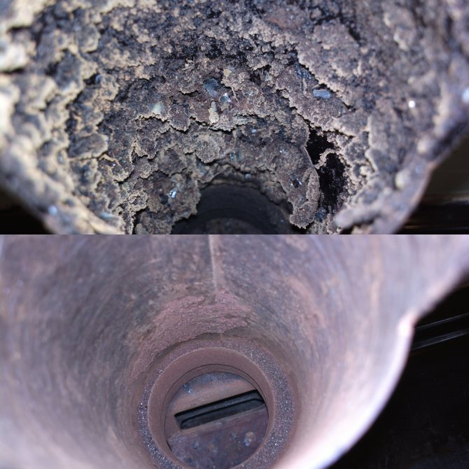 Прочистить дымоход в бане от сажи, копоти и конденсата своими руками