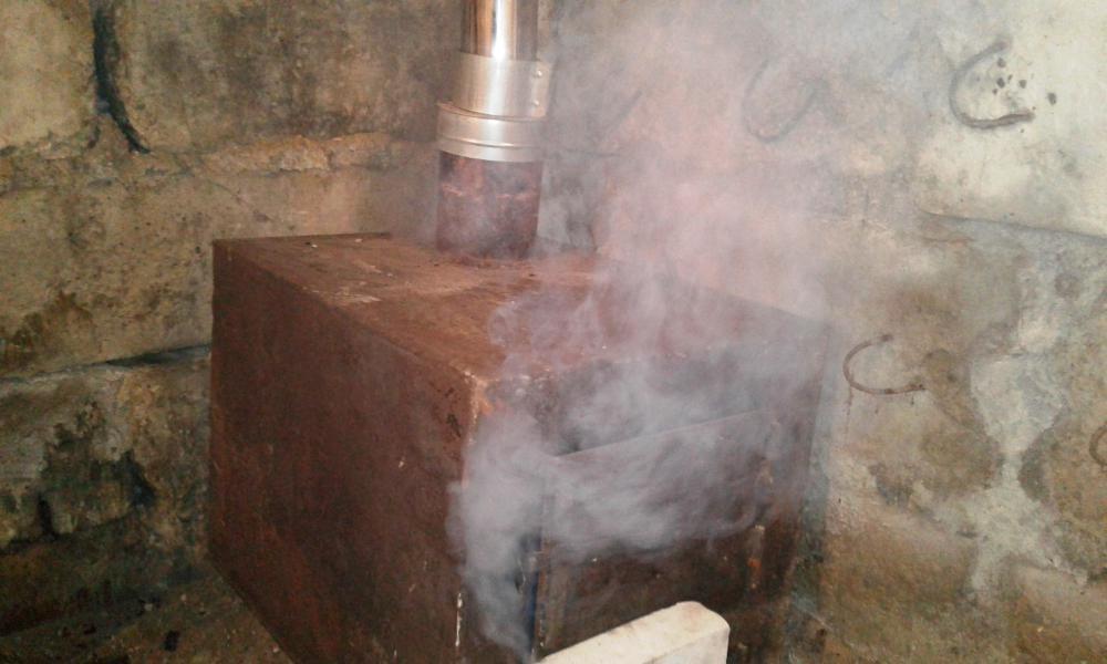 Что делать если дымит печь и у нее плохая тяга