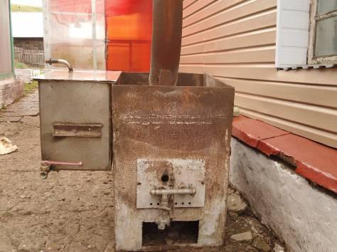 Печь для бани на газу - как выбрать или сделать самостоятельно