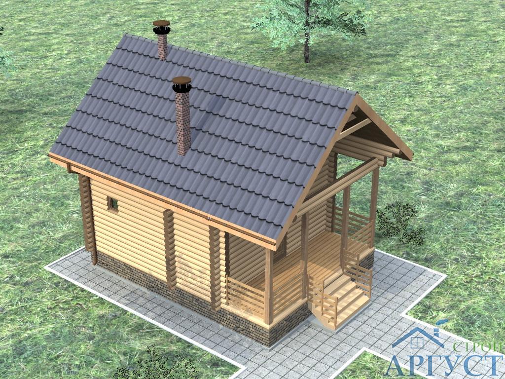Проекты дома с баней: плюсы и минусы, особенности конструкции, фото и видео