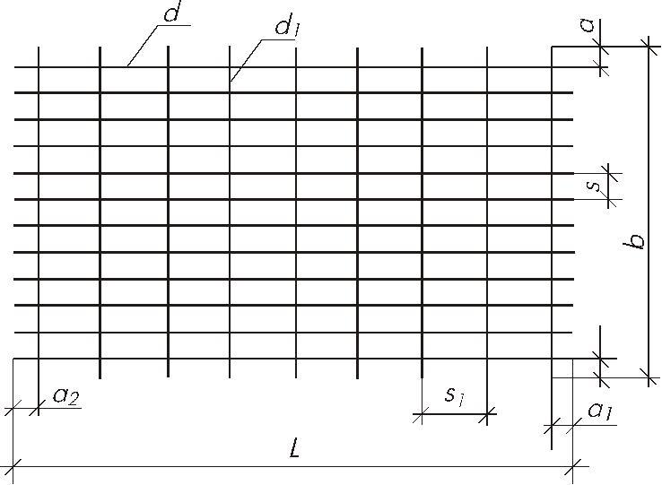 Вес арматурной сетки: таблица характеристик, формула расчета